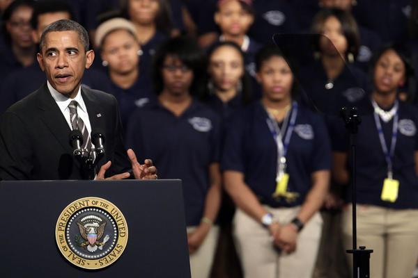 Obama initiative